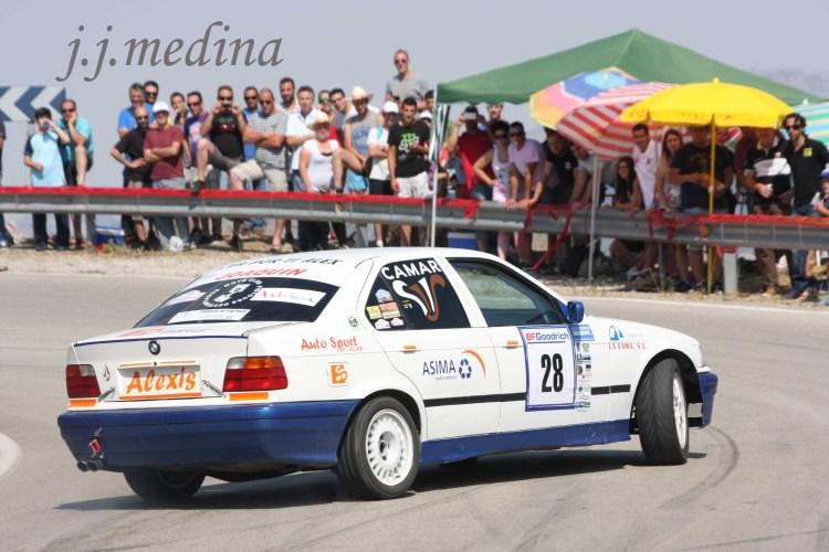 José Luis Franco, BMW 325i