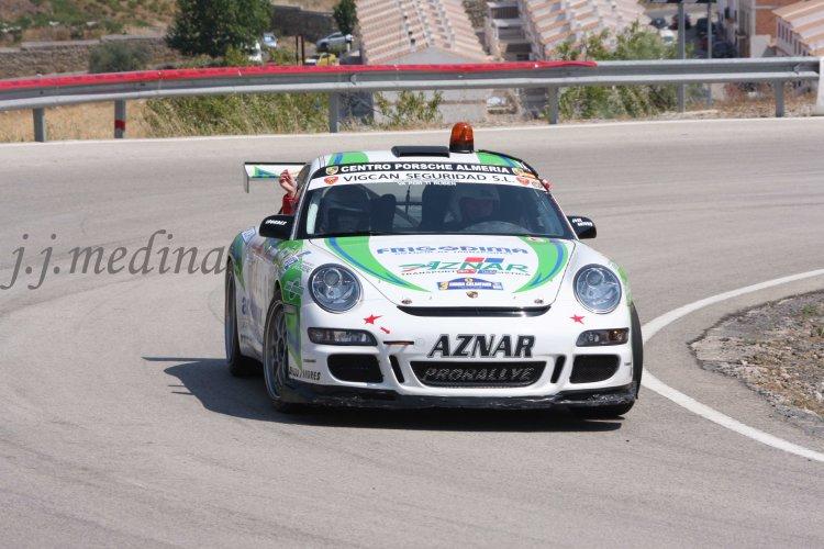 José Antonio Aznar, Porsche 997 GT3 Cup Rally