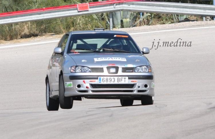 Jaime Romero, Seat Ibiza 1.8 T