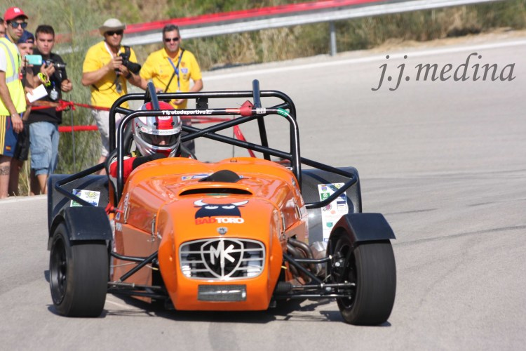 José Romero, MK Indy R Kit