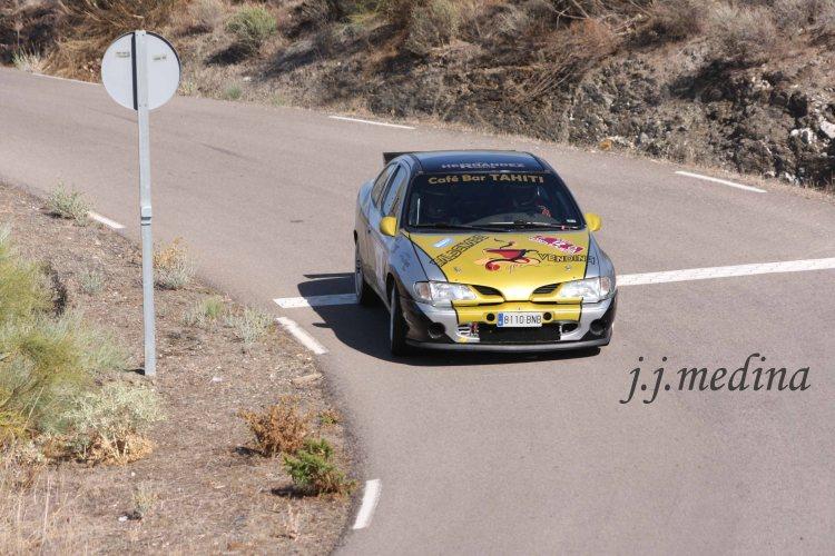 Antonio Maldonado-Juan Manuel Cruz (Renault Megane Coupé)