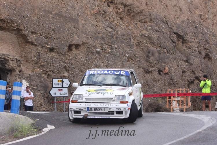 Juan de  León-Rafael Valverde, Renault 5 Gt Turbo