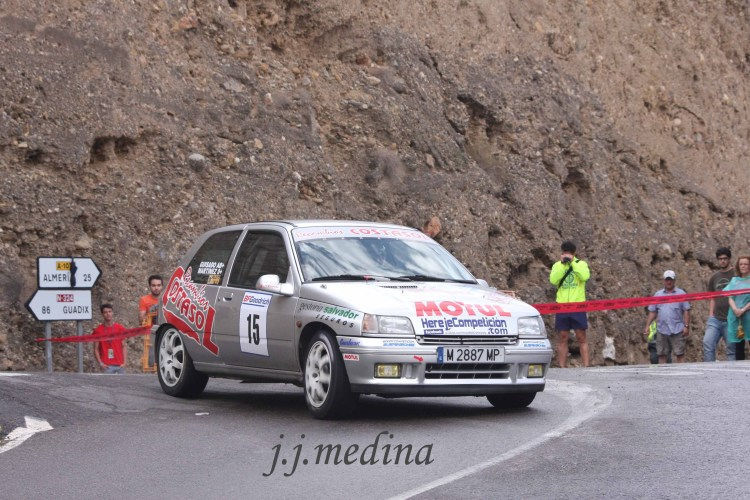 Francisco Martínez-Enrique Guisado, Renault Clio Williams