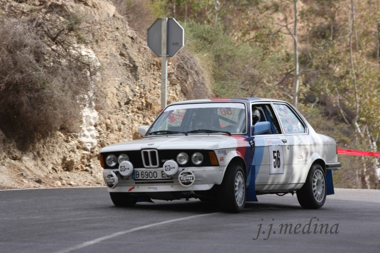 Francisco Javier Roldán-José Montes,BMW 323i