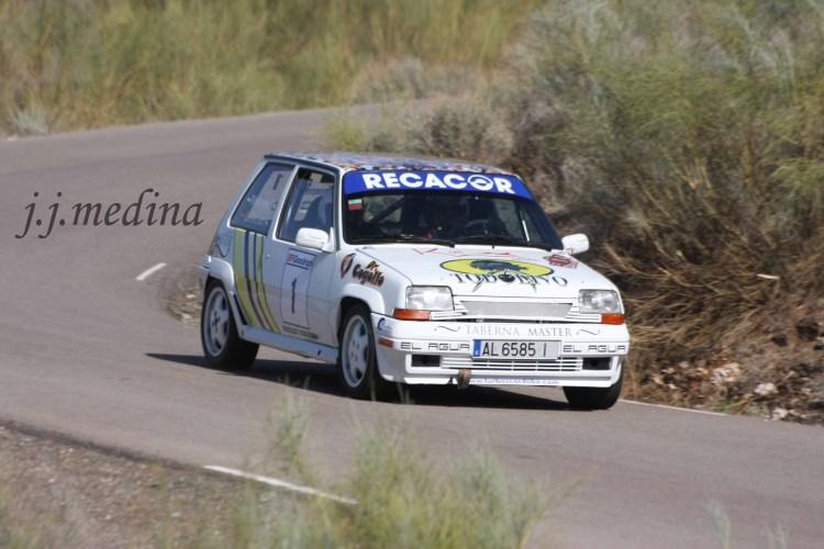 Juan de León- Rafael Valverde, Renault 5 Gt Turbo