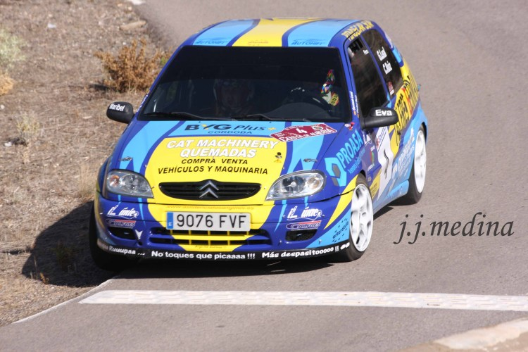 Germán Leal-Juan Carlos Ruiz ,Citroën Saxo VTS