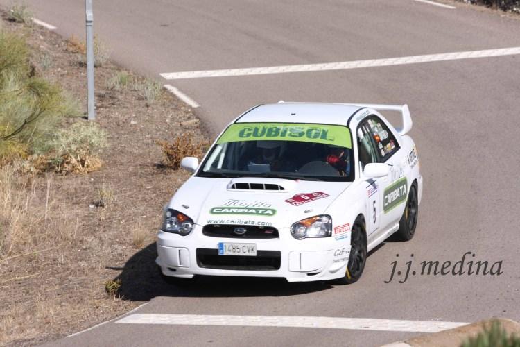 Juan Ángel Ruiz-José Antonio González, Subaru Impreza STI
