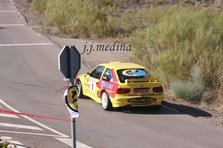 José Luis Fuentes-Francisco Cruz, Ford Escort Maxi