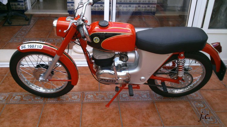 Bultaco Junior 125