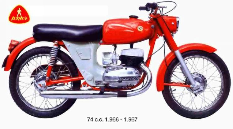 Bultaco Junior
