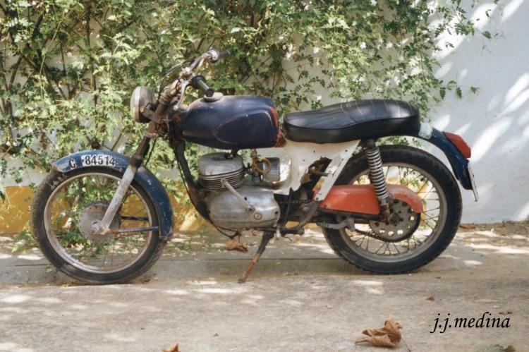 Bultaco Junior estado actual