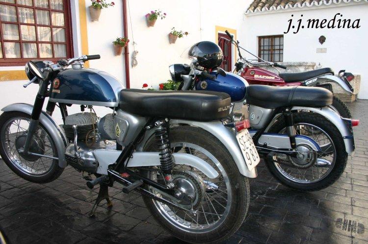 Bultaco Metralla, Mecurio y Alpina
