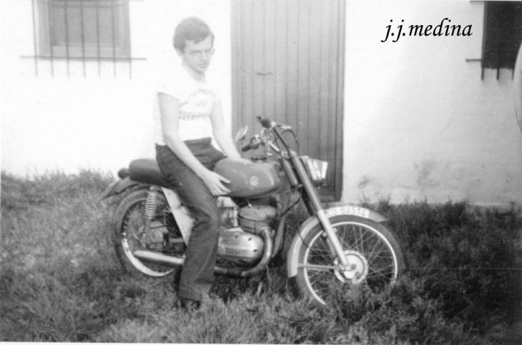 Mi Bultaco Junior 75