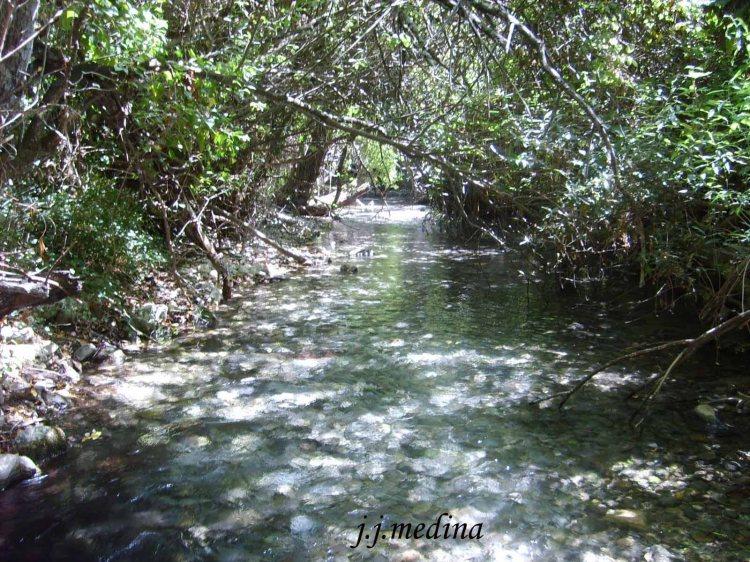 Río Boeleones, Zahara de la Sierra