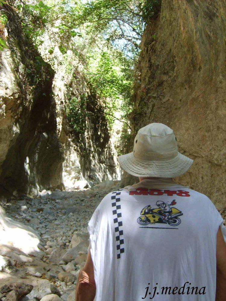 Cauce seco Río Bocaleones