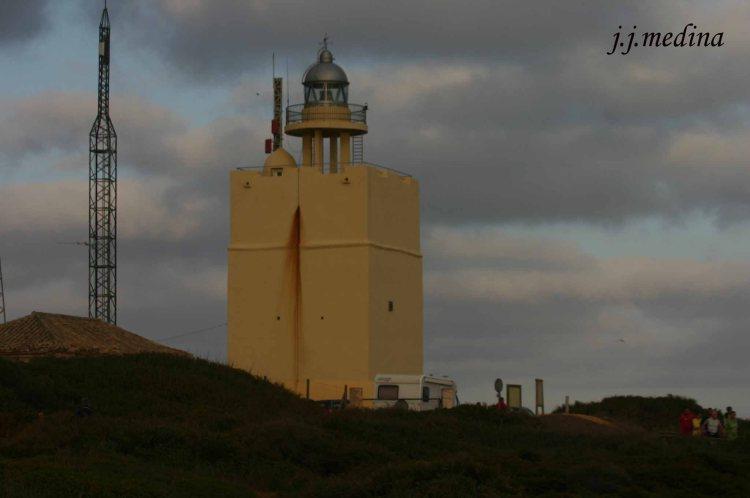 Faro de Cabo Roche, Cádiz