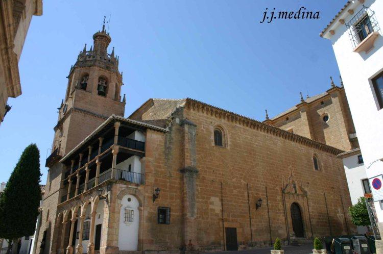 Iglesia de Santa María la Mayor, Ronda