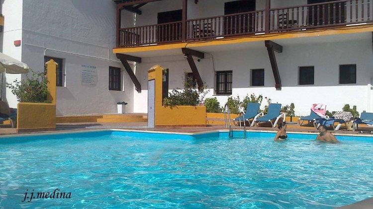 Piscina Hotel Las Truchas, El Bosque