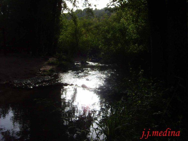 Río Majaceite, El Bosque