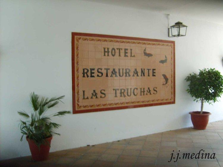 Hotel Las Truchas, El Bosque
