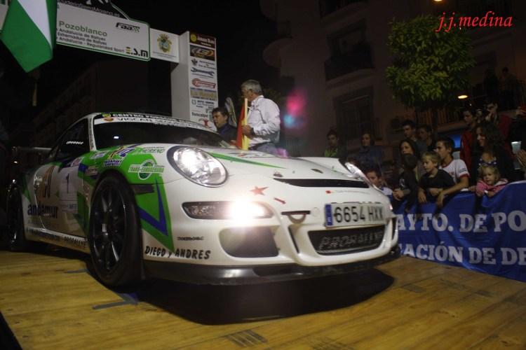 Porsche 997 GT3 de Aznar-Galán