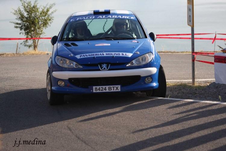 Francisco Mmolino-Antonio Martín, Peugeot 206 XS