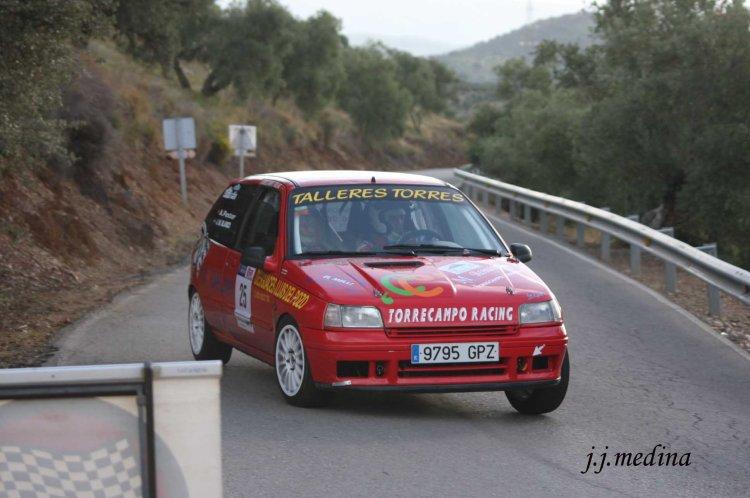 Andrés Pastor-Juan Manuel Blanco, Renault Clío 16v
