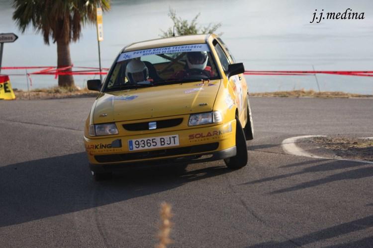 Mario Fernández-Isabel Tinajero, Seat Ibiza 2.0 16v