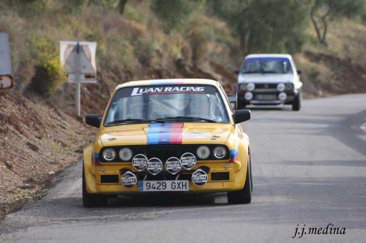 Luis Gracián-Anna Haliley, BMW 325i
