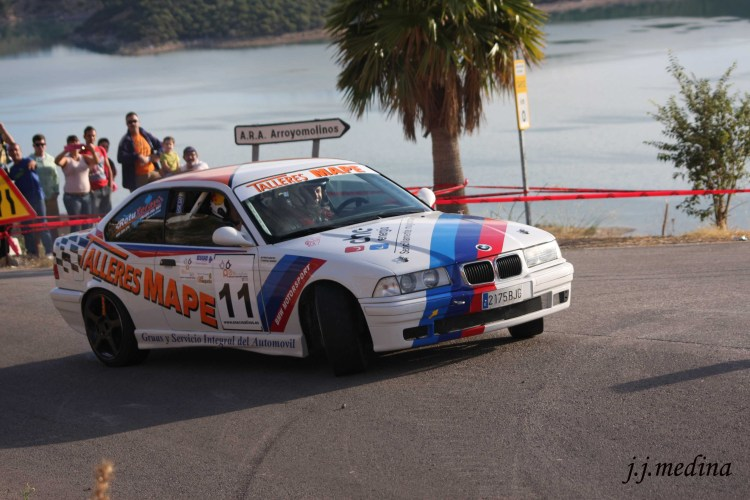 Manuel Moreno-Yerai Benítez, BMW M3