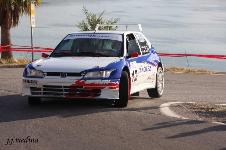 Antonio S. Barragán-Miguel Ruiz, Peugeot 306 Maxi