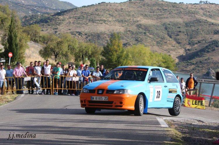Andrés Moreno-Rubén Partal, Seat Ibiza 1.8 T