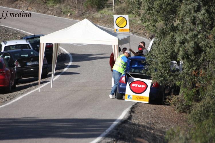 Control de paso final de Cerrobejuelas