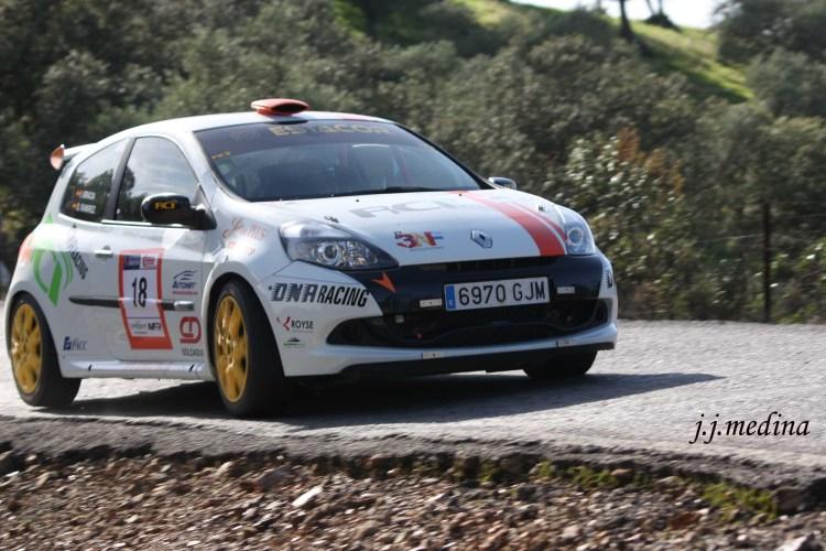 Ignacio Gracia-David Ramírez, Renault Clío R3