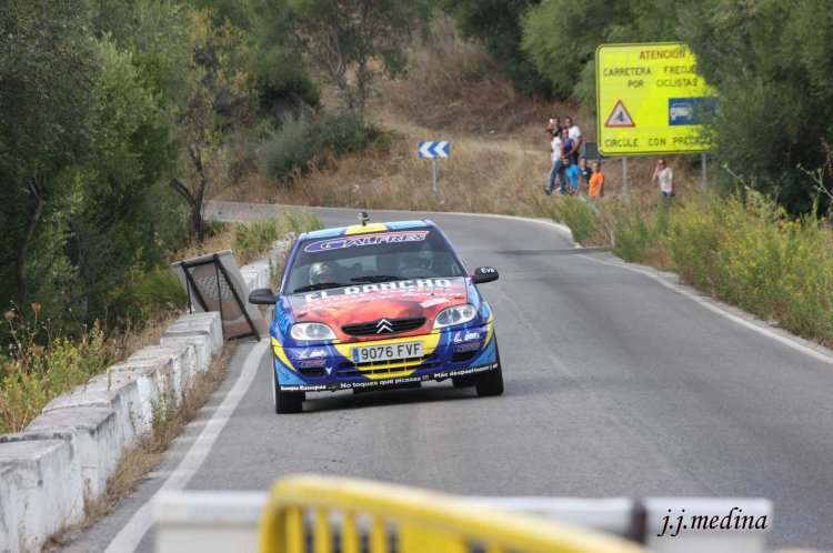 Germán Leal-Juan carlos Ruiz, Citroën Saxo VTS
