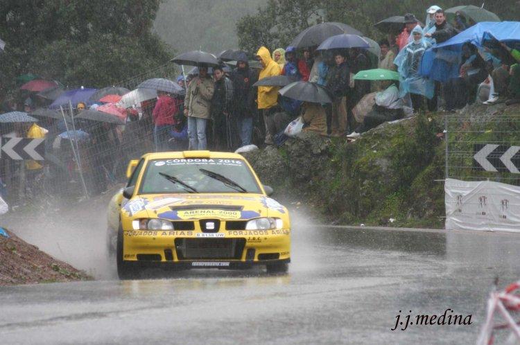 Rafael Saco, Seat Córdoba WRC