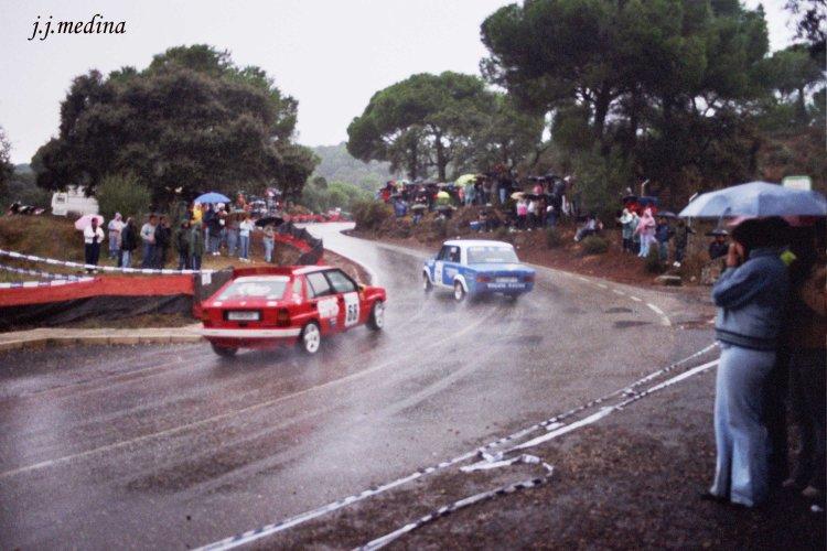 8 Pilotos lluvia 2004