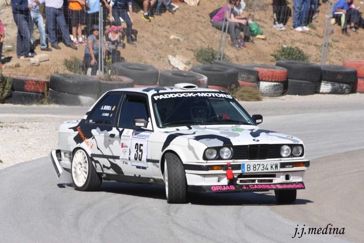 Joan Carrés, BMW 325i