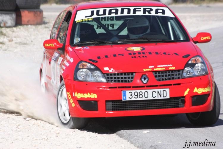 Juan Francisco Navarro, Renault Clio Sport