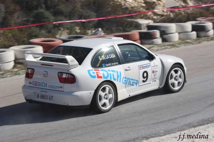 Gerard de la Casa, Seat Córdoba WRC