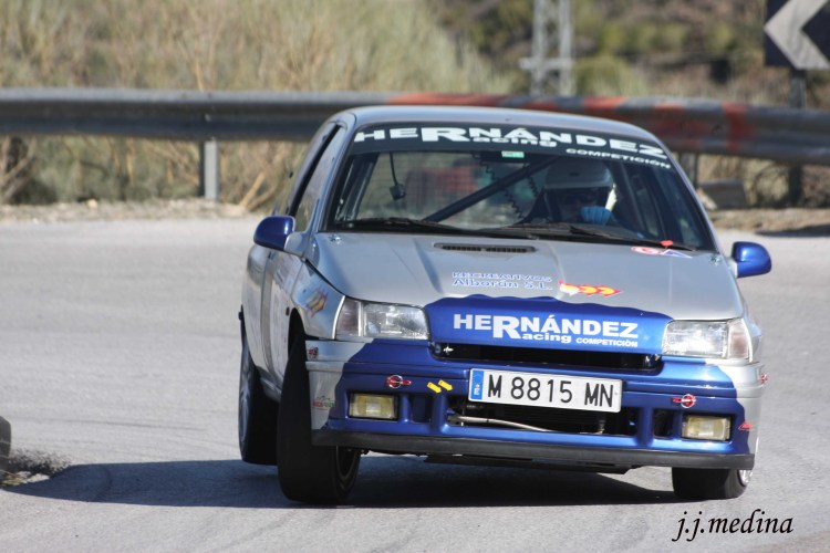 José Antonio Hernández, Renault Clio Williams