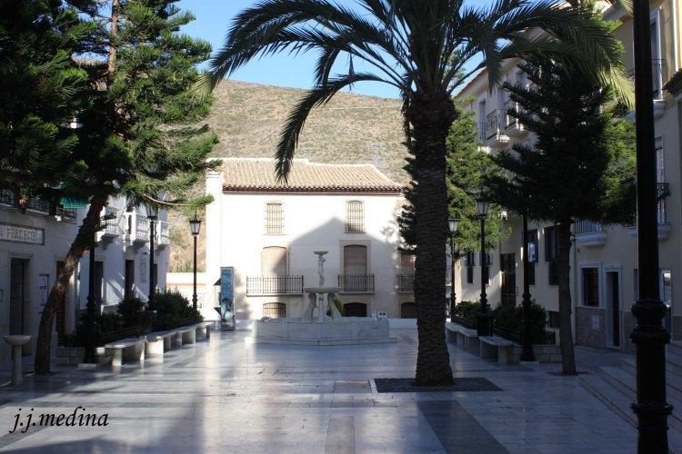 Plaza de la Constitución, Macael