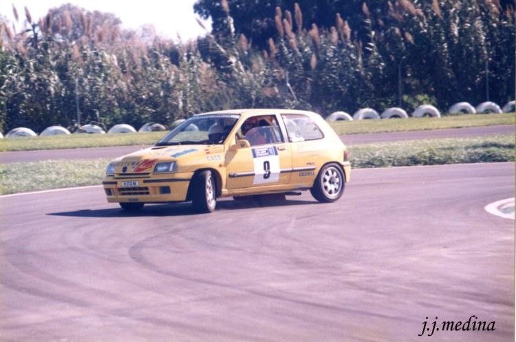 Francisco Torreras, Renault Clio