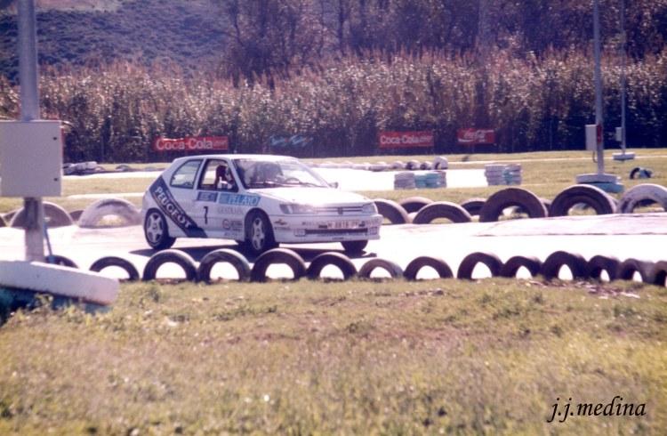 Juan Antonio Tobaruela, Peugeot 306