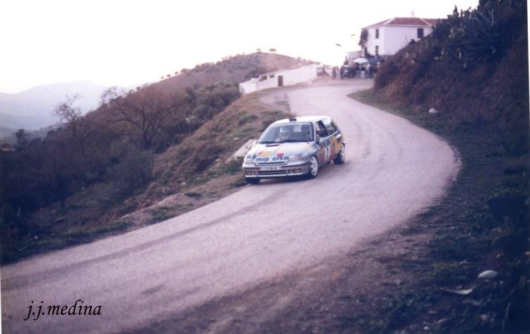Rafael  Palomares, Renault Clio Williams