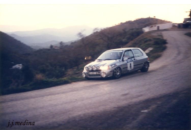 Enrique Villar, Renault Clio Williams