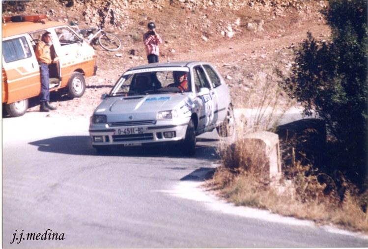 Enrique Villar-Federico Garret, Renault Clio 16v