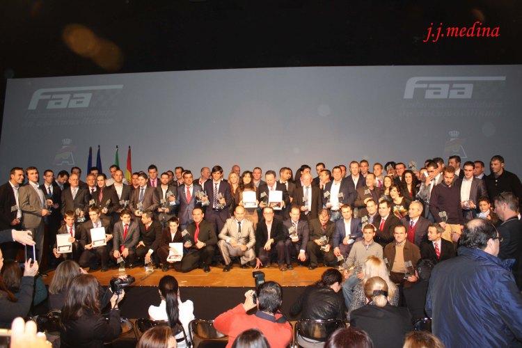 Gala FAA, Jerez febrero 2014