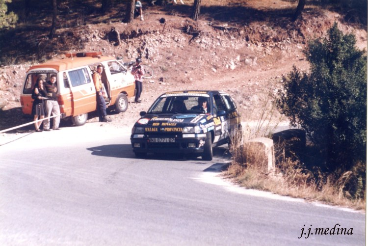 Nono Molina, Renault Clio Williams