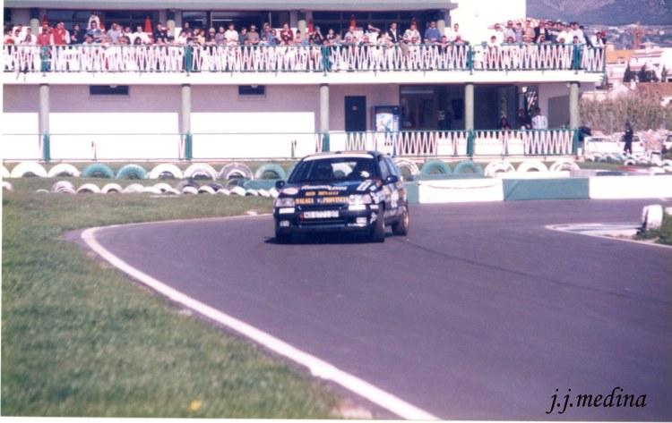 Nono Molina, Renault Clio Williams